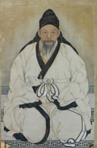 문달환(1911년, 채용신그림)