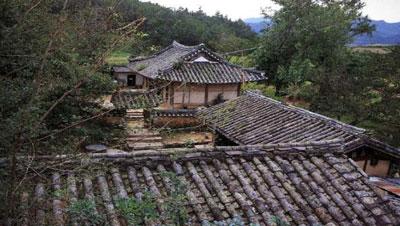 민정중의 덕행을 추모하기 위해 세운 연곡서원(문화재청 사진)