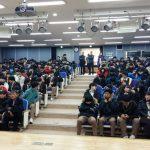 2016/12/21 서울IT고 율곡학강연 사진
