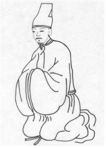 중국 친구 엄성(嚴誠)이 그린 홍대용
