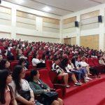 중국 남창시 삼아학원 순회강연